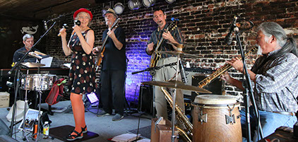 Image of Swingnuts Jazz at the Anchor Pub