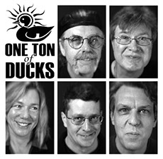 One Ton of Ducks: Mark Dodge, Roger Ludwick, Wende Hilyard, Thomas Kemper, Patrick Donicht